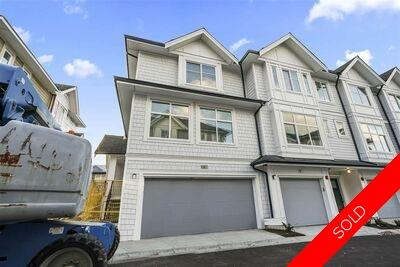 Murrayville Townhouse for sale:  3 bedroom 1,937 sq.ft. (Listed 2020-12-30)