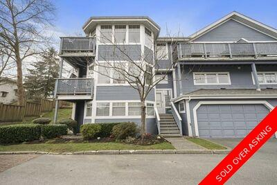 Coquitlam Townhouse for sale:  3 bedroom  (Listed 2021-03-03)