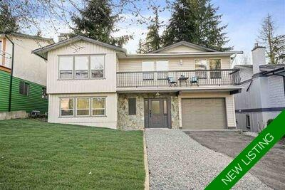 Port Moody Centre House/Single Family for sale:  4 bedroom 2,330 sq.ft. (Listed 2021-04-05)